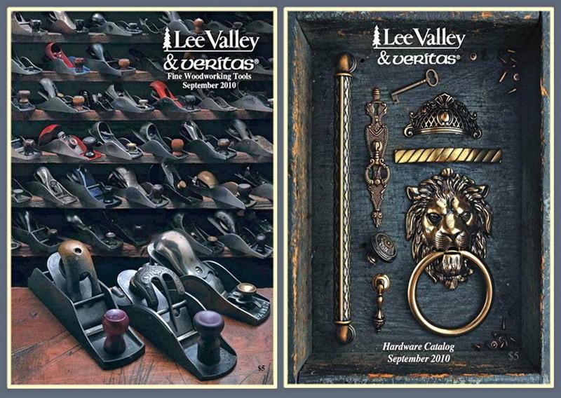 Katalogi Lee Valley Veritas – Domidrewno.pl